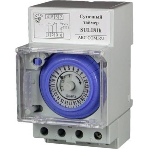 Суточный таймер ARCOM-SUL181H