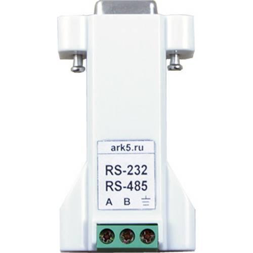 Преобразователь интерфейсов AR-RS485-RS232