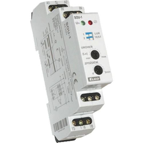 Сумеречный выключатель (фотореле) SOU-1