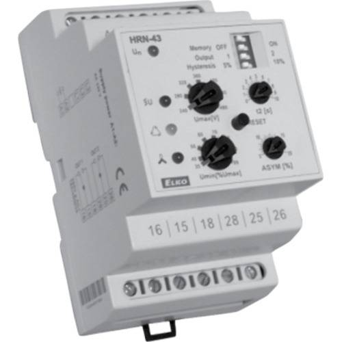 Реле контроля напряжения HRN-43