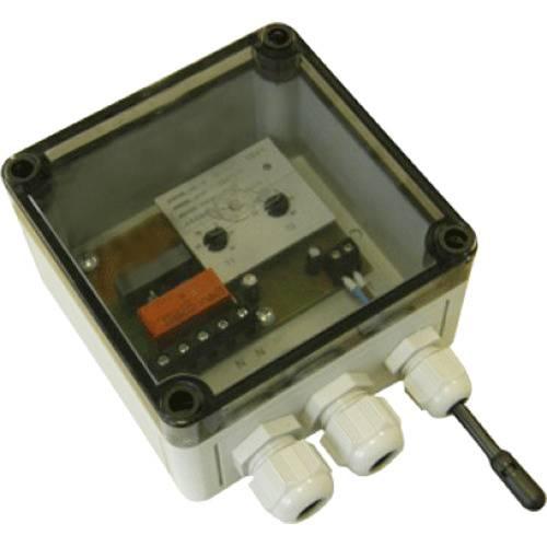 Термостат двухуровневый влагозащищенный TEV-1