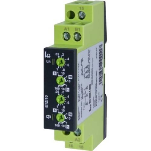 Однофункциональное реле времени E1Z1ER10 24-240V AC/DC