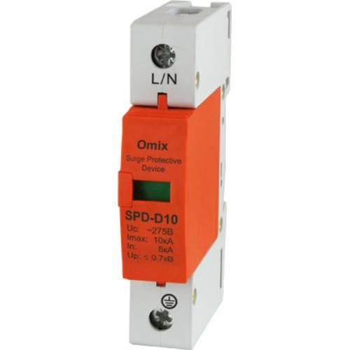 Устройство защиты от импульсного перенапряжения Omix-SPD-D10