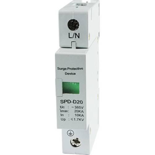 Устройство защиты от импульсного перенапряжения Omix-SPD-D20